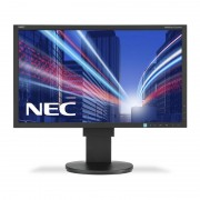 Monitor LED IPS NEC MultiSync EA234WMi 23 inch 6 ms Black