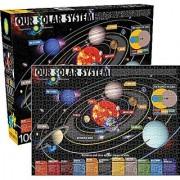Aquarius Smithsonian Solar System Puzzle (1000 Piece)