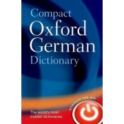 Compact Oxford German Dictionary by Oxford Dictionaries