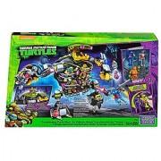 Mega Bloks Teenage Mutant Ninja Turtles Transforming Turtle Mech Set