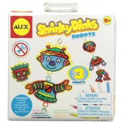 Shrinky Dinks Robots, By Alex Toys