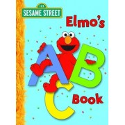 Elmo's ABC Book: Sesame Street by Deborah November