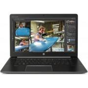 "Laptop HP ZBook Studio 15 G3 (Procesor Intel® Quad-Core™ i7-6820HQ (8M Cache, up to 3.60 GHz), Skylake, 15.6""FHD, 8GB, 256GB SSD, nVidia Quadro M1000M@4GB, Wireless AC, Tastatura iluminata, FPR, Win10 Pro 64)"
