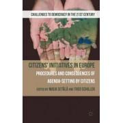 Citizen's Initiatives in Europe by Maija Setala