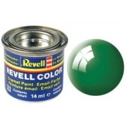 Revell 32161 RAL 6029 - Bote de pintura (14 ml), color verde brillante