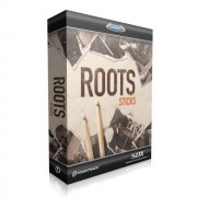 Toontrack - SDX Roots: Sticks Superior Drummer 2 Library