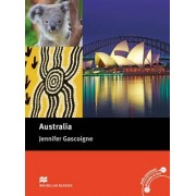 Macmillan Readers Australia Upper-Intermediate Reader Without CD by Jennifer Gascoigne