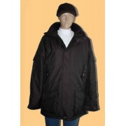 Wellensteyn Jacke Kodiaks coffee