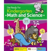 Get Ready For Kindergarten: Math & Science by Elizabeth Van Doren