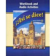 Asi Se Dice! by McGraw-Hill/Glencoe