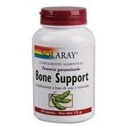 Bone Support 120 cápsulas de Solaray