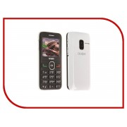 Сотовый телефон Alcatel OneTouch 2008G Black-Pure White