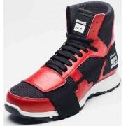 Blauer Sneaker HT01 Rot