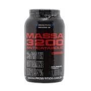 Massa 3200 Anti-catabolic - 1680g Baunilha - Probiótica