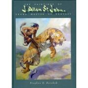 The Paintings of J. Allen St. John by Stephen D. Korshak