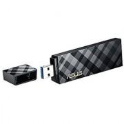 ASUS USB-AC55 Dual-Band Wireless-AC1300 USB 3.0 Wi-Fi Adapter (USB-AC55)