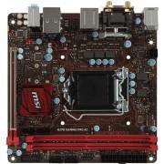 Placa de baza MSI H270I Gaming Pro AC, Intel H270, LGA 1151