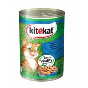 Консерва за котки Kitekat скумрия 400 г