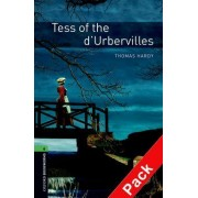 Oxford Bookworms Library: Level 6:: Tess of the d'Urbervilles audio CD pack by Thomas Hardy