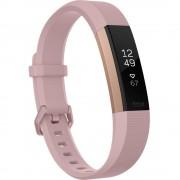 Bratara Fitness Alta HR Marime S, Rose Gold Auriu Fitbit