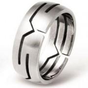 Ocelový prsten AKCE RSSO328