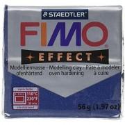 Fimo Soft Polymer Clay 2 Ounces-8020-38 Metallic Sapphire Blue