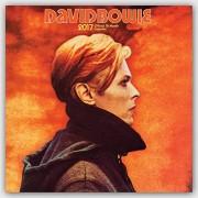 Grupo Erik Editores David Bowie - Calendario 2017, 30 x 30 cm (Square Wall)