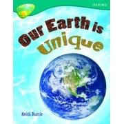 Oxford Reading Tree: Level 16: TreeTops Non-Fiction: Our Earth is Unique by Keith Ruttle