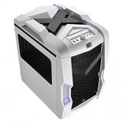Aerocool Stike-X Cube Case Mini Tower, Bianco