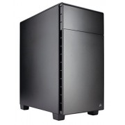 Corsair Carbide Quiet 600Q CC-9011080-WW Case da Gaming per PC, ATX Invertito, Insonorizzato, Nero