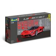Revell 07073 - LaFerrari Kit di Modello in Plastica, Scala 1:24
