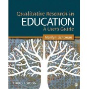Qualitative Research in Education by Marilyn V. Lichtman