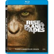 RISE OF THE PLANET OF THE APES BluRay 2011