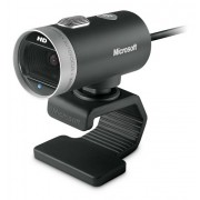 Microsoft LifeCam Cinema 720p HD Webcam - Black