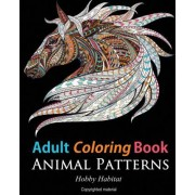 Adult Coloring Books: Animals by Hobby Habitat Coloring Books