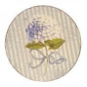 Suport vase din lemn - Hortensie Bleu