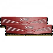 Memorie AData XPG V1.0 Red OC Series 8GB (2x4GB) DDR3, 2133MHz, PC3-17000, CL10, XMP, Dual Channel Kit, AX3U2133W4G10-DR