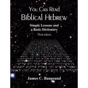 You Can Read Biblical Hebrew by James C Bangsund