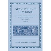 Demosthenis Orationes IV: v. 4 by Mervin R. Dilts
