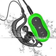 Aerb 4G impermeable reproductor de MP3 para swimming, surfing, rowing, skiing, water sports or synchronised swimming (IPX8 estš¢ndar)