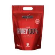 Super Whey 100% Pure - Chocolate Refil 1800g - Integralmédica