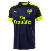 プーマ Arsenal SS サード レプリカシャツ メンズ peacoat-safety yellow