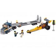 LEGO Transportor de dragster (60151)