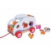 Lelin Toys - Vormentruck - Dieren