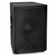 Malone Auna PW-15A-M Subwoofer Altifalante PA Activo 38cm 1000W RMS