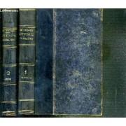 Cours De Liturgie Romaine Ou Explication Historique, Litterale & Mystique Des Ceremonies De L'eglise A L'usage Des Seminaires Et Du Clerge (Missel - Breviaire - Rituel) - 2 Tomes - 1 + 2