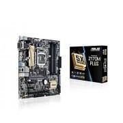Asus Z170M-PLUS Carte Mère Intel Z170 MicroATX Socket 1151