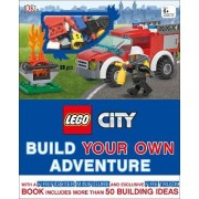 LEGO City Build Your Own Adventure by DK