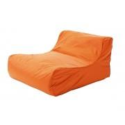 Pool Magic felfújható vízi kanapé, úszó fotel narancssárga #343
