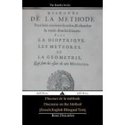 Discours De La Methode/Discourse on the Method (French/English Bilingual Text) by Rene Descartes